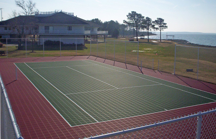 Plastic Tile Tennis Court Duraplay Tennis Courts Plastic